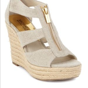 Michael Kors Wedge Sandle